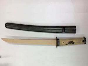 日本刀作り