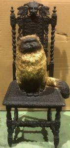 大将の椅子